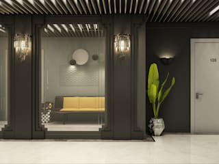 Hotel in stile  di Wide Design Group