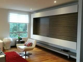Mueble de tv de ME Estudio S.A.S Minimalista