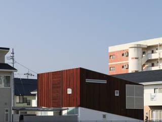 KUMANODAI HOUSE: 髙岡建築研究室が手掛けた家です。,モダン
