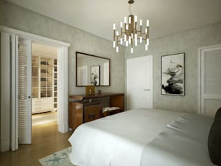 modern Bedroom by yücel partners