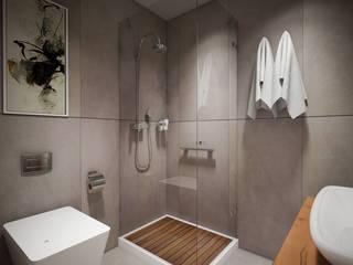 Moderne badkamers van yücel partners Modern