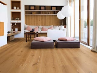 Modern walls & floors by Hain Parkett Modern
