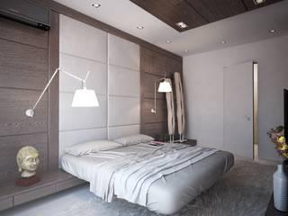 Grafit Architects 臥室