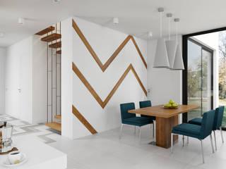Moderne Esszimmer von TutajConcept Modern