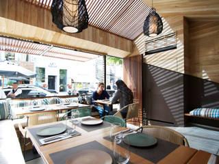 Coletivo de Arquitetos Gastronomía de estilo mediterráneo