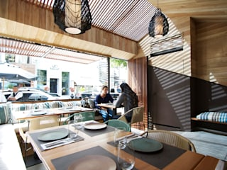 Gastronomia in stile mediterraneo di Coletivo de Arquitetos Mediterraneo