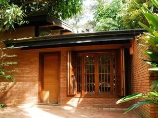 Casas rurales de Eduardo Novaes Arquitetura e Urbanismo Ltda. Rural