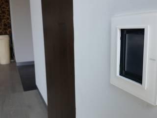Villa TM: Salas de estilo moderno por Domótica y Automatización Integral