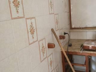 Remodelacion de baño:  de estilo  por Arquitecta Fernanda Isola