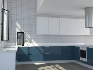de style  par PINO Cocinas y Baños, Moderne
