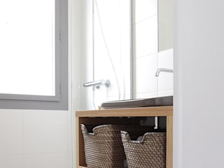 Olivier Stadler Architecte Modern bathroom
