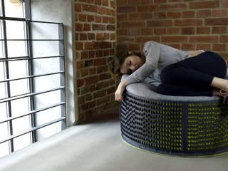 Nest to Rest: styl , w kategorii  zaprojektowany przez Aleksandra Richert,