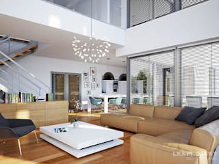 LK&Projekt GmbH Living room