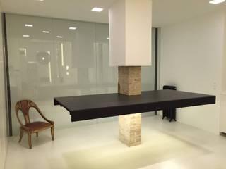 TPB tech at luxury flat in the center of Valencia, Spain Comedores de estilo moderno de TPB tech Moderno