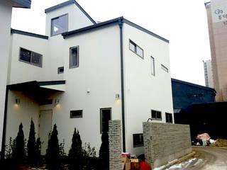 Modern houses by 루트 주택 Modern