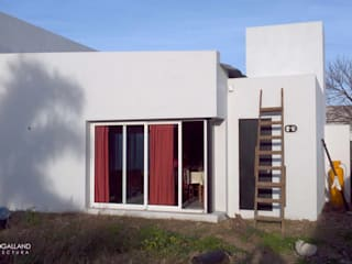 Houses by Patricio Galland Arquitectura ,