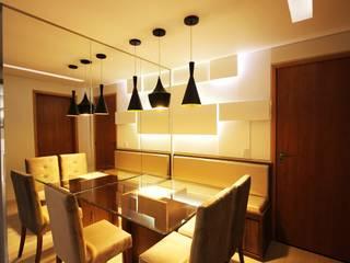 โดย Tejo Arquitetura & Design โมเดิร์น
