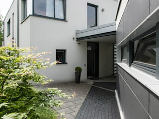 Modern houses by fried.A - Büro für Architektur Modern
