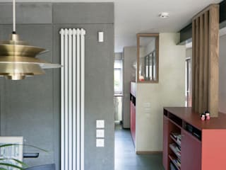 Hamberg House, Richmond, London:  Dining room by London Atelier Ltd