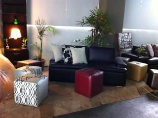 Decoraciones Santander Living roomSofas & armchairs Black