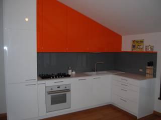 Modern Kitchen by ASCARI I FALEGNAMI Modern