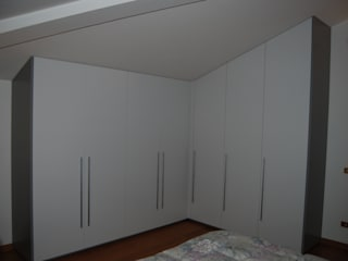 Dormitorios modernos de ASCARI I FALEGNAMI Moderno