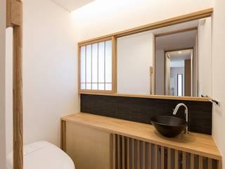トイレ【after】 の 荒井好一郎建築設計室