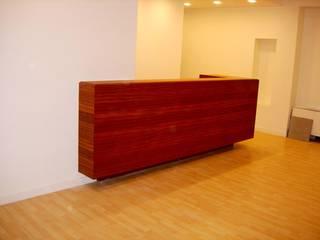 Modern Study Room and Home Office by ASCARI I FALEGNAMI Modern