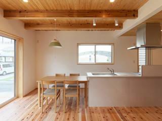 ห้องทานข้าว โดย 三宅和彦/ミヤケ設計事務所, โมเดิร์น