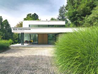 Neue Stadtschulen - St. Gallen Moderne Schulen von Less'n'more GmbH Modern