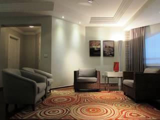 Living room by Deborah Basso Arquitetura&Interiores, Modern