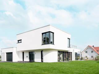 Haus K Moderne Häuser von Hellmers P2 | Architektur & Projekte Modern