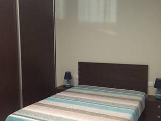 Projekty,  Sypialnia zaprojektowane przez KITUR