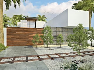 Modern Houses by CARCO Arquitectura y Construccion Modern