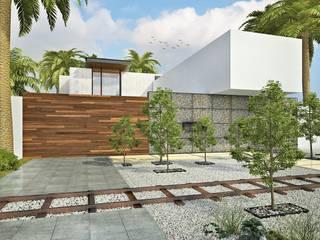 CARCO Arquitectura y Construccion Modern Houses