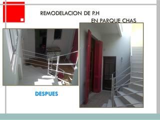 Ausgefallene Wände & Böden von Remodelaciones SF Ausgefallen