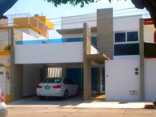 Casa HM1 Casas minimalistas de T+E ARQUITECTOS Minimalista
