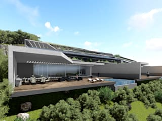 Maluti Luxury Hotel & Bungalows by URBANSOUP