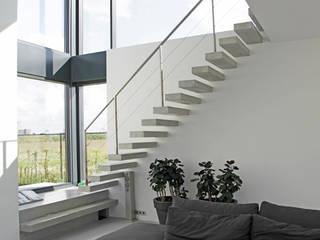 by Archstudio Architecten | Villa's en interieur Мінімалістичний
