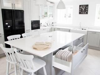English Developments Klasik Mutfak Kitchen Living Klasik