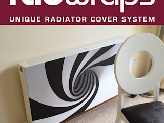 RADWRAPS Award winning radiator covers Classic style dining room by Radwraps Ltd Classic