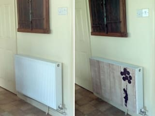RADWRAPS Award winning radiator covers Modern kitchen by Radwraps Ltd Modern
