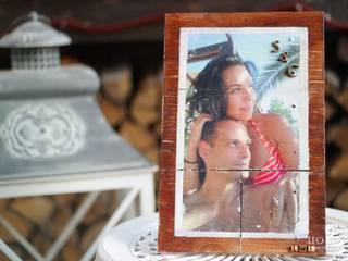 private bilder auf holz | private picture on wood:   von LEO & FISH