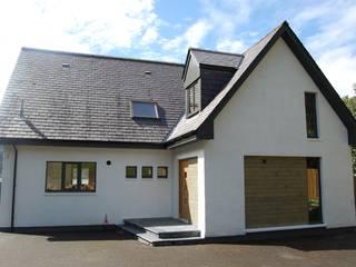 Refurbishment in Ullapool Modern houses by Matheson Mackenzie Ross Architects Modern