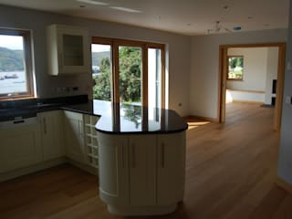 Refurbishment in Ullapool Country style kitchen by Matheson Mackenzie Ross Architects Country