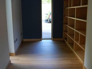 Refurbishment in Ullapool Modern study/office by Matheson Mackenzie Ross Architects Modern