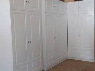 Cooperativa de la madera 'Ntra Sra de Gracia' DormitoriosPlacares y cómodas Tablero DM Blanco