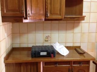 Cooperativa de la madera 'Ntra Sra de Gracia' CocinasMuebles de cocina Sintético Acabado en madera