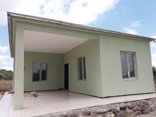 HOBİ BAHCESİ EVİ Klasik Bahçe Öz-bekli inşaat Klasik