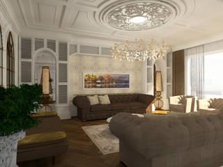 Gümüşcü Mimarlık – Sinan Başyazıcıoğlu Konut l Kayseri: rustik tarz tarz Yemek Odası